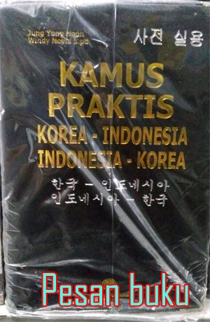 harga Buku kamus praktis korea-indonesia Tokopedia.com