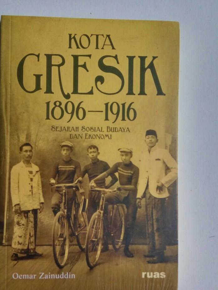 harga Kota gresik sejarah sosial budaya dan ekonomi/buku sejarah/vintage Tokopedia.com