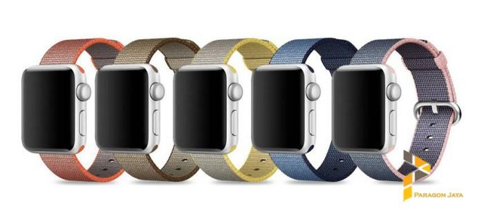 harga Strap casual jam tangan apple watch 42mm iwatch ios iphone Tokopedia.com