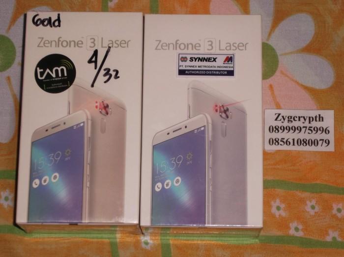 harga Asus zenfone 3 laser zc551kl ram 4gb rom 32gb garansi resmi Tokopedia.com
