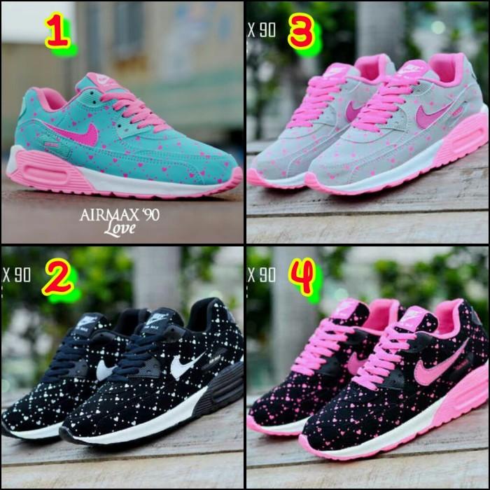 harga Sepatu wanita casual sport nike airmax love made in vietnam import  Tokopedia.com 0f60db09ab