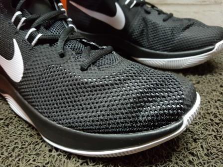 Jual Sepatu Basket Ori Nike Air Precision Hitam 898455-001  18276b0c9c