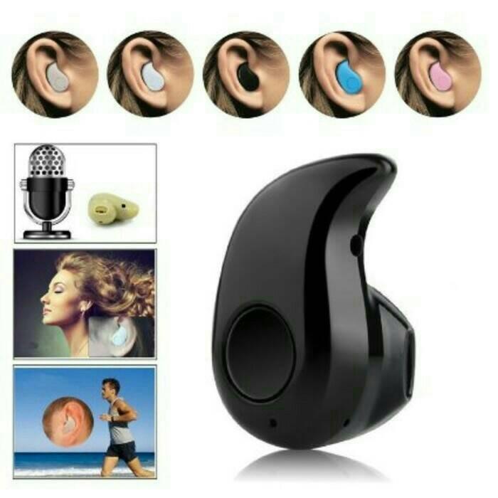 harga Earphone headset handsfree bluetooth blutut mini wireless stereo unik Tokopedia.com