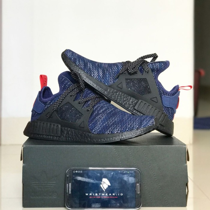 Jual ADIDAS NMD XR-1 NAVY BLACK JD S EXCLUSIVE ORIGINAL  51de418f90