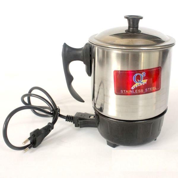harga Q2 8014 electric heating cup - mug pemanas air - teko listrik 14cm Tokopedia.com