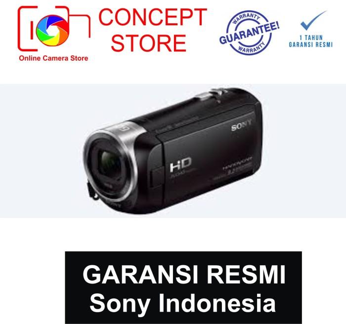 harga Sony hdr cx405 / cx 405 no bonus resmi Tokopedia.com