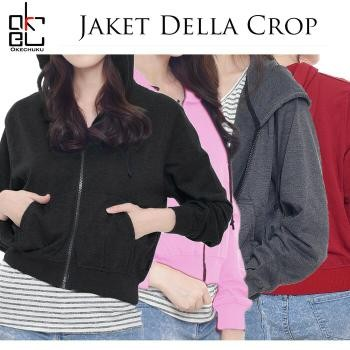 Jaket Della Crop Jacket Hoodie Fashion Okechuku - Wiring Diagram And ... 1d647b8525