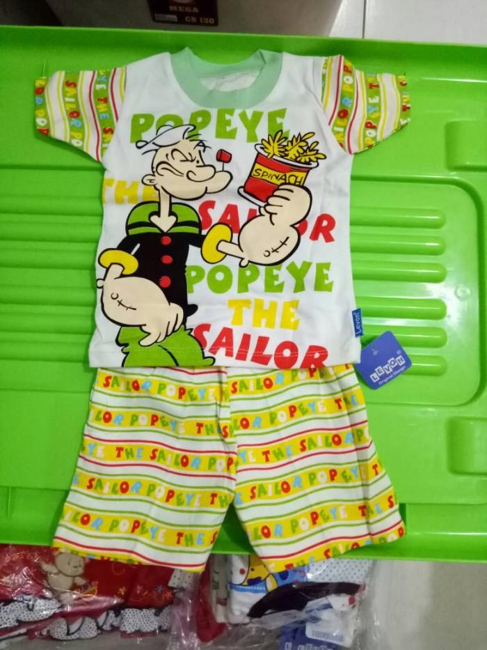 harga Baju setelan anak pakaian anak laki laki karakter popeye sailor /promo Tokopedia.com