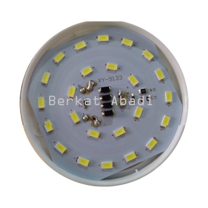 Hinoki Lampu Bohlam LED 9 watt 6 pcs