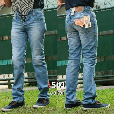 harga Jual celana levis 501 original import philipines free box Tokopedia.com