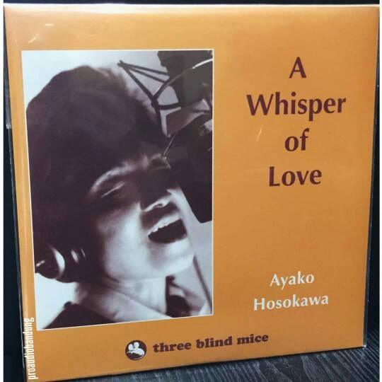 harga Vinyl / piringan hitam ayako hosokawa a whisper of love Tokopedia.com