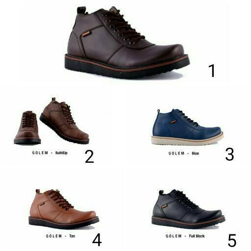Jual PROMO!! Sepatu Boots Pria Original Hummer Golem - Sepatu ... 8a8e1ef6cf
