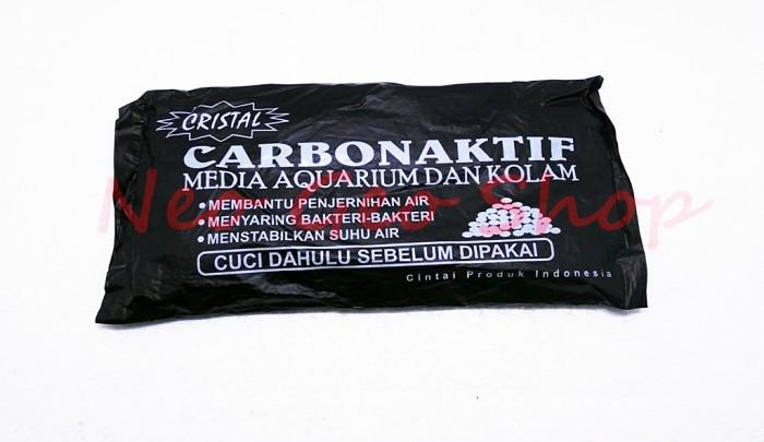 Foto Produk filter karbon carbon aktif active aquarium aquascape dari neo geo shop