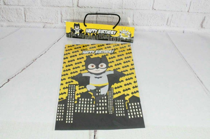 Custom plastik snack batman kids fly / plastick snack batman fly