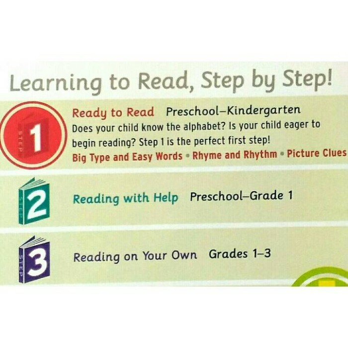 Jual Step Into Reading Step 1 Ready To Read Big Egg By Molly Coxe
