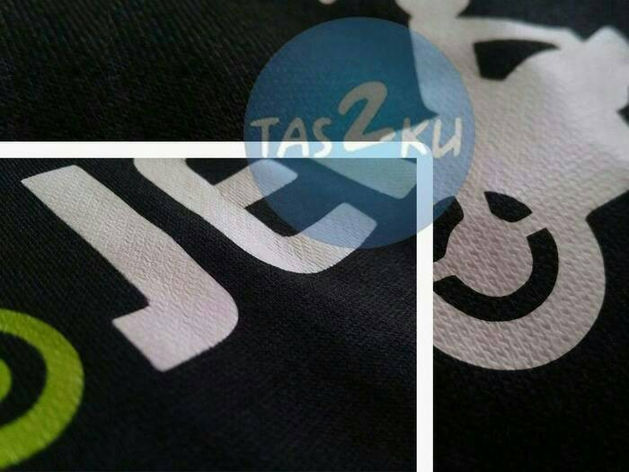 Jaket Gojek Online Model Sweater Hoodie Zipper, GO7