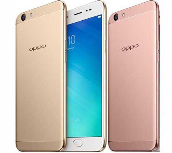 harga Oppo f3 warna rose gold/gold/black garansi resmi oppo 1tahun resmi Tokopedia.com