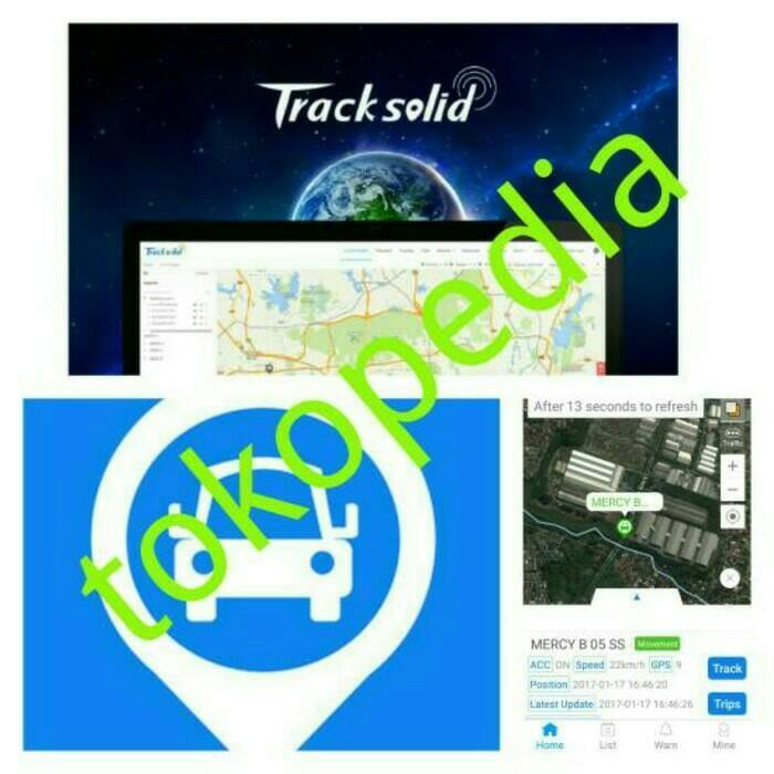 harga Gps tracker et200 new mobil motor free 1 tahun tracksold aplikasi web Tokopedia.com