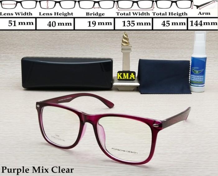 Jual Frame Kacamata Minus Porsche Design Kacamata Porsche Design ... 5d86f4bfaf