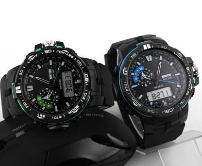 harga Jam tangan casio  original skmei casio sporty anti air model baru Tokopedia.com