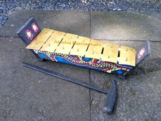 harga Miniatur gamelan / alat musik tradisonal Tokopedia.com