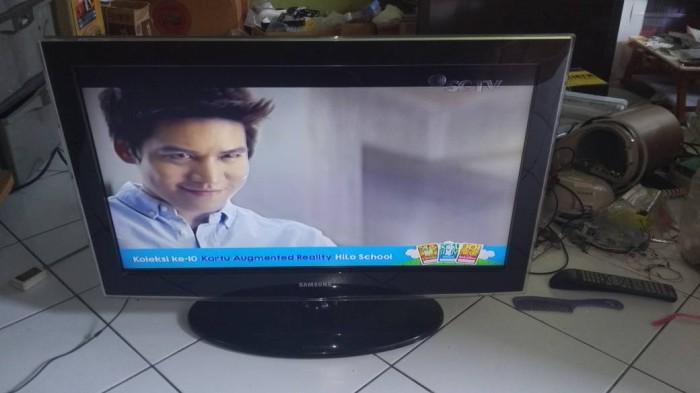 Jual Panel Tv Samsung 32 Inch La32d451 Rusak Gelap Baca Deskripsi
