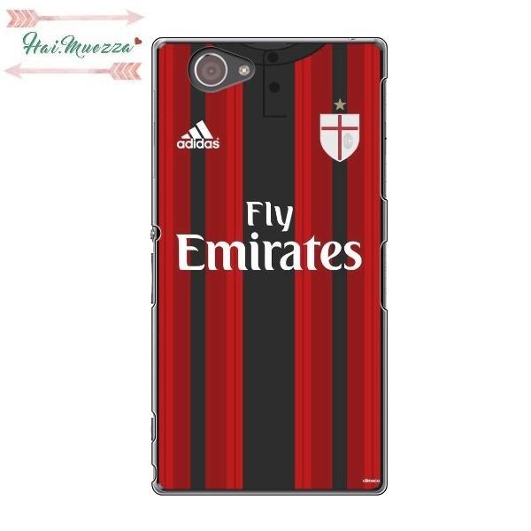 harga Custom case sony xperia z1 & z3 compact / mini motif ac milan jersey Tokopedia.com