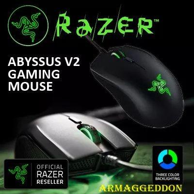 Foto Produk Razer Abyssus V2 Gaming Mouse dari ARMAGGEDDON