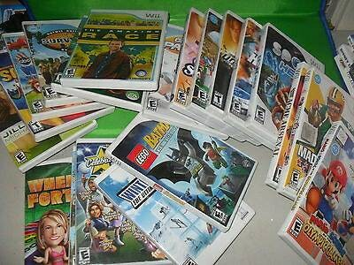 harga Nintendo wii top 10 games 1st (10 dvd) Tokopedia.com