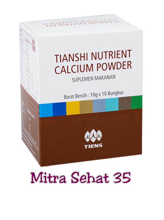 harga Nutrient calsium powder tiens Tokopedia.com
