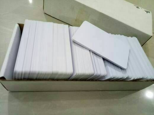harga Gojek 25 pcs id card ink jet only Tokopedia.com
