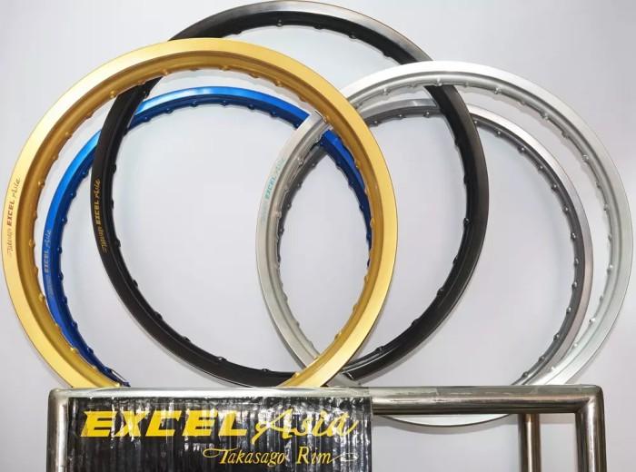 harga Velg Takasago Excel Asia 17 X 1.60 (36h) & 17 X 1.85 (36h) Tokopedia.com