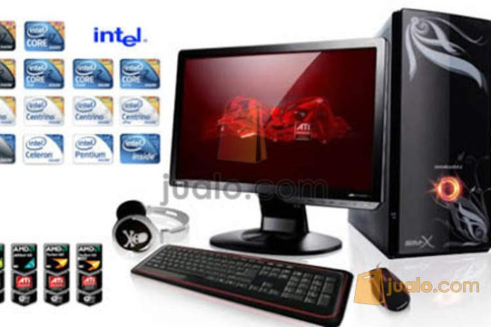 harga Rakitan dual core extreme g41 monitor led ujian online wireless Tokopedia.com