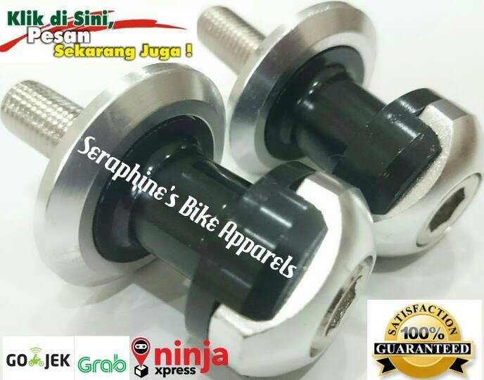harga Jalu Paddock Padock Pedok M10 Baut 14| Kawasaki Ninja 150|250|650 Cc Tokopedia.com