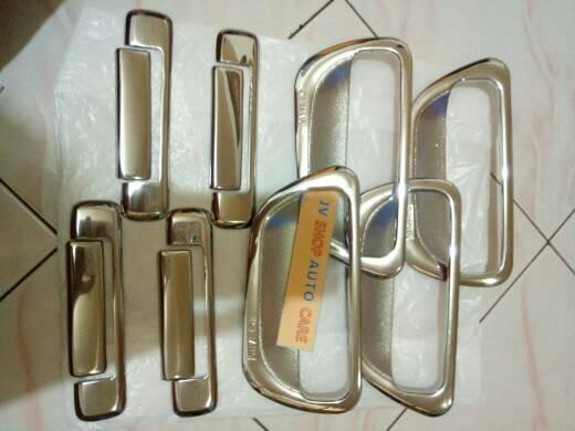 harga Paket cover handle + outer handel kijang new / efi / 97 / 2000/ 2003 Tokopedia.com