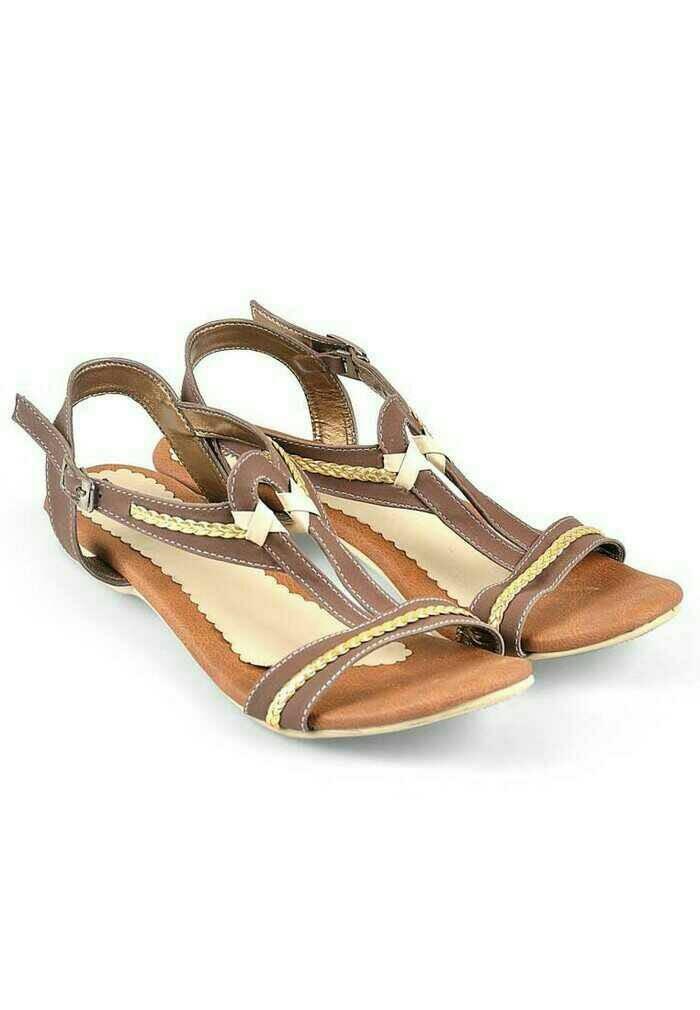 Foto Produk Sandal Flat Wanita dari Hilda Olshopp