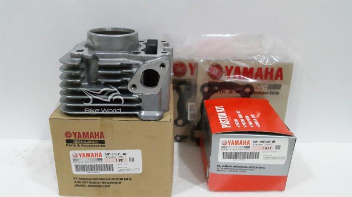 harga Blok seher piston kit paking blok paking head mio j yamaha genuine Tokopedia.com