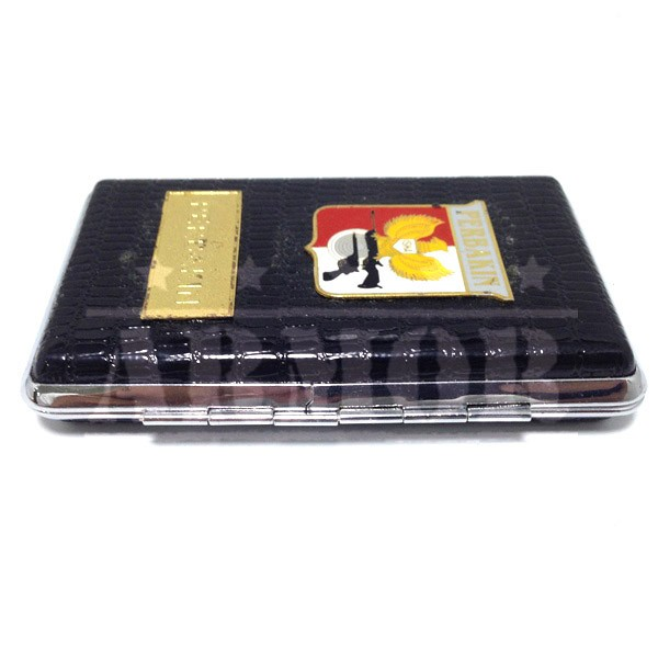 Haojue Tempat Kotak Rokok Motif Kulit Type Perbakin .