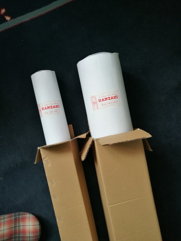 harga Kertas hvs roll plotter 80 gsm a0 (36 ) 50 m Tokopedia.com