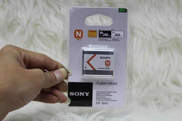 harga Baterai kamera sony np-bn1 - battery camera sony np-bn1 Tokopedia.com