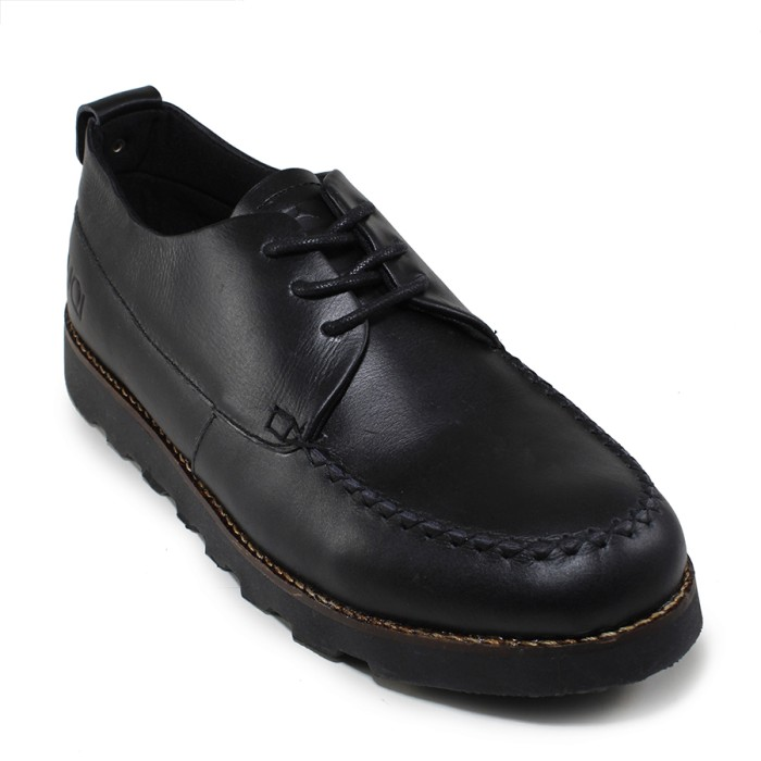 harga Sauqi zapato flux sepatu pria casual formal kulit asli kuliah keren Tokopedia.com