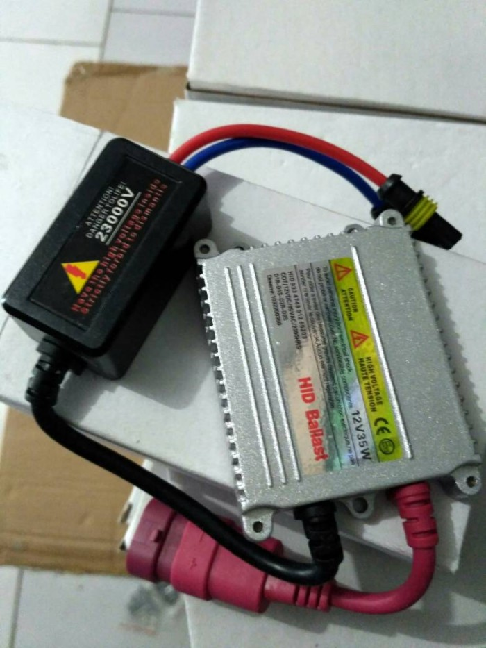 harga Ballast hid projector 35w (xenon light) ac Tokopedia.com