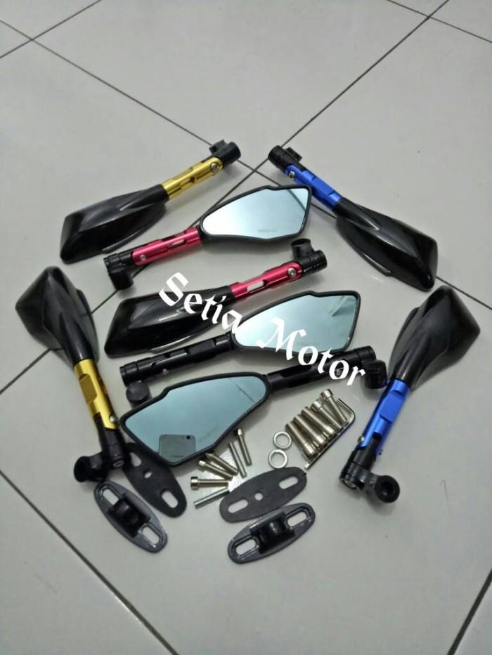 harga Kaca spion variasi tomok v.4 motor nmax aerox ninja cbr r15 gsx Tokopedia.com