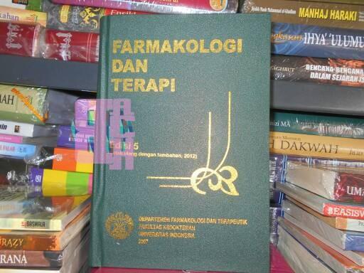 harga (hard cover) buku farmakologi dan terapi edisi 5 tahun 2012 Tokopedia.com