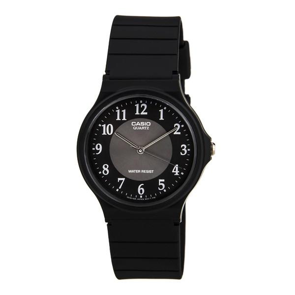 casio original 100% authentic jam tangan unisex (mq-24-1b3)