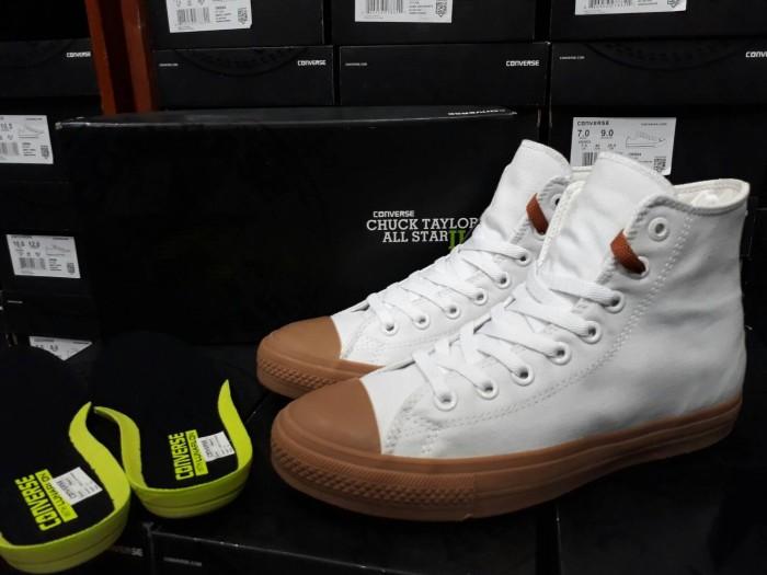 harga Big sal sepatu branded converse asll star chuck taylor black gum Tokopedia.com