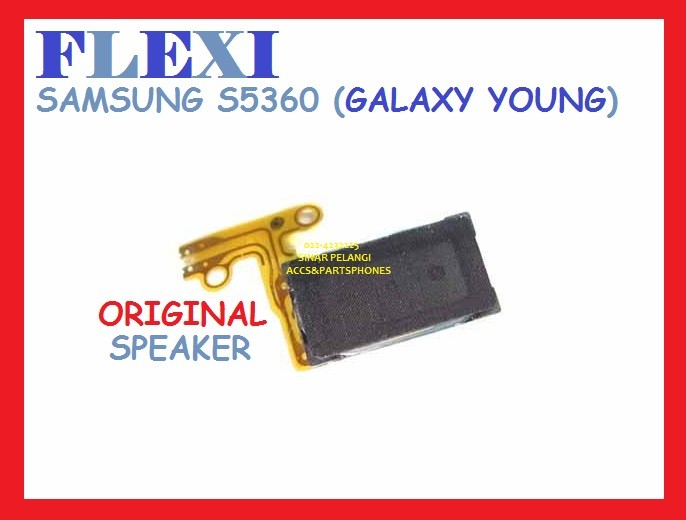 harga Flexi connector speaker + mic samsung s5570 (galaxy mini) ori (702083) Tokopedia.com