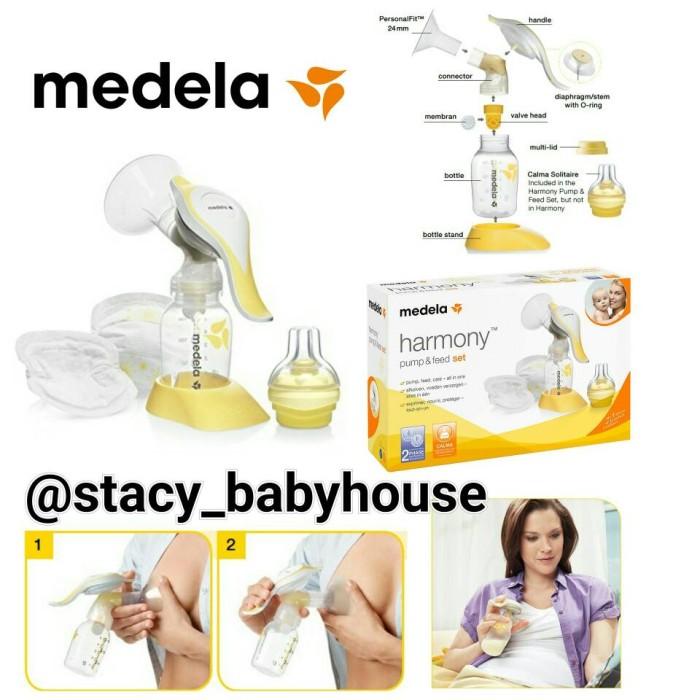 Foto Produk Medela Breastpump manual dari stacy baby house