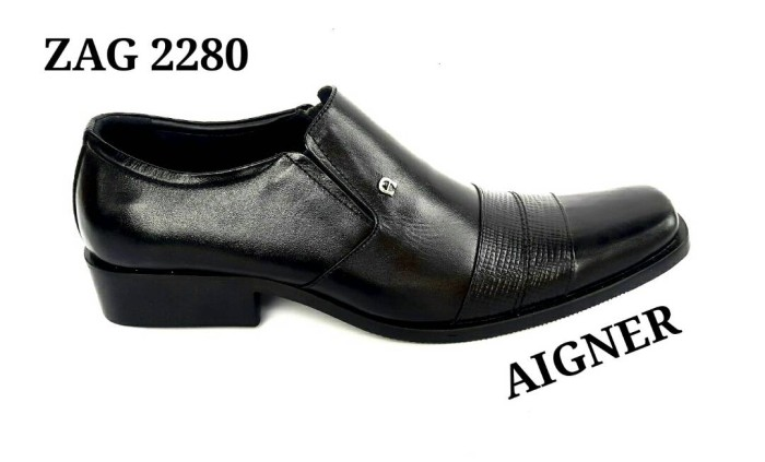 harga Sepatu pria formal aigner pantofel kulit Tokopedia.com