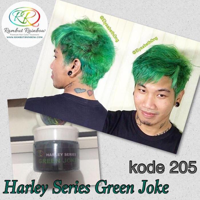 Jual Cat Rambut Hijau Green Hair Ijo Joker Hair Jakarta Barat Ratu Anti Galau Tokopedia